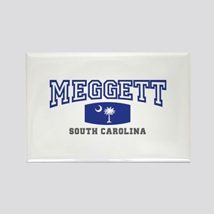 Megget South Carolina, SC, Palmetto State Flag Rec
