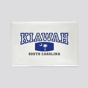 Kiawah South Carolina, SC, Palmetto State Flag Rec