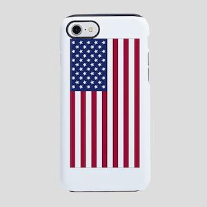American Flag iPhone 7 Tough Case