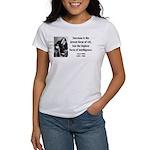 Oscar Wilde 29 Women's T-Shirt