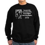 Oscar Wilde 29 Sweatshirt (dark)