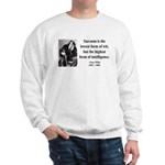 Oscar Wilde 29 Sweatshirt