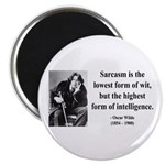 Oscar Wilde 29 Magnet