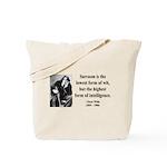 Oscar Wilde 29 Tote Bag