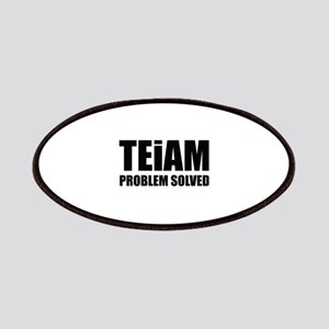 TEiAM Problem Solved Patches