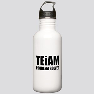 TEiAM Problem Solved Stainless Water Bottle 1.0L