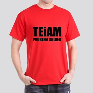 TEiAM Problem Solved Dark T-Shirt