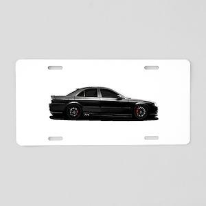 Sick Lincoln LS Aluminum License Plate