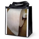 2020 Jumbo Toilet Roll Reusable Grocery Tote Bag
