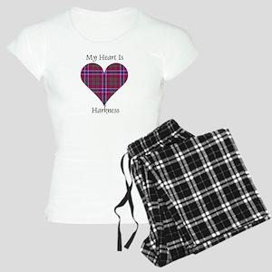 Heart - Harkness Women's Light Pajamas