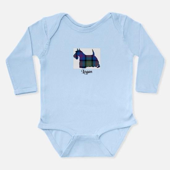 Terrier - Logan Long Sleeve Infant Bodysuit