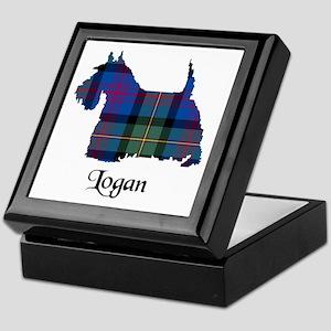 Terrier - Logan Keepsake Box