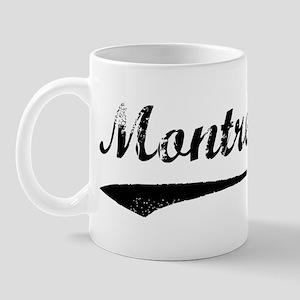 Vintage Montreal Mug