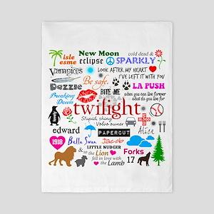 Twilight Memories Twin Duvet