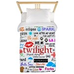 Twilight Memories Twin Duvet