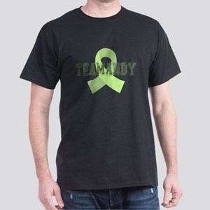 TeamAndy University Draft Fon Dark T-Shirt