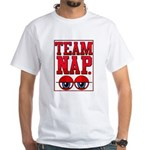 TEAM NAP White T-Shirt