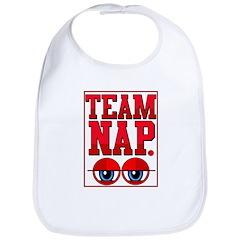 TEAM NAP's Baby Bib