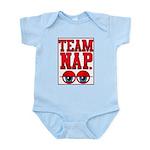 TEAM NAP's Infant Bodysuit