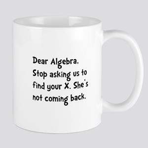 Dear Algebra Mug