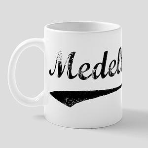 Vintage Medellin Mug