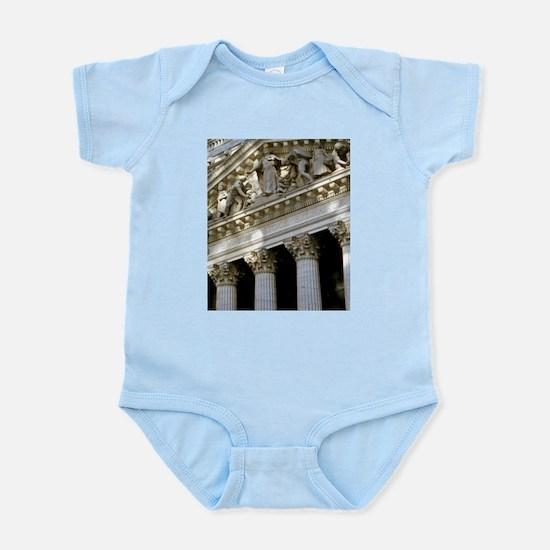 New York Stock Exchange Infant Bodysuit
