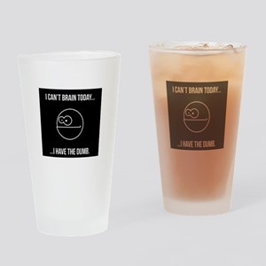 The Dumb Drinking Glass