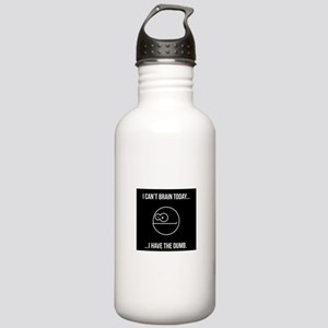 The Dumb Stainless Water Bottle 1.0L
