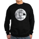 Make Every Night Legendary Sweatshirt (dark)