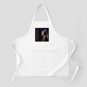 Johannes Vermeer Pearl Earring Apron
