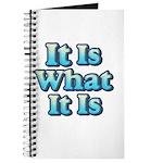 It is What It Is 2 Journal