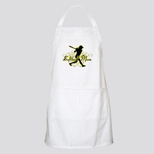 Softball Mom (player) Apron