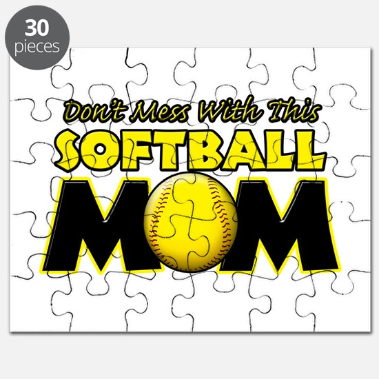 Don't Mess With This Softball Puzzle