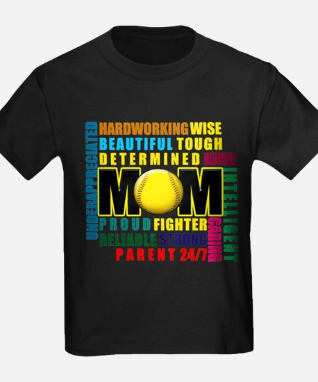 A Softball Mom T