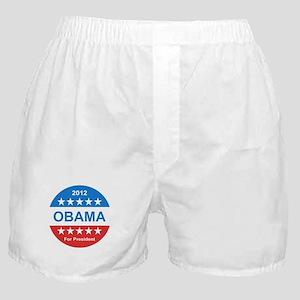 OBAMA SHOPS: Boxer Shorts