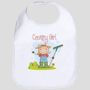 Country Girl Bib
