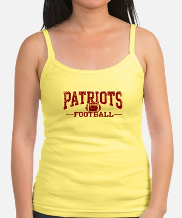 Patriots Football Jr.Spaghetti Strap