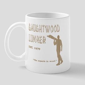 Gaughtwood Lumber Mug