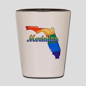 Meridian, Florida, Gay Pride, Shot Glass
