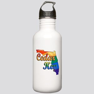 Cedar Key, Florida, Gay Pride, Stainless Water Bot