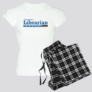 I'm almost a Librarian Women's Light Pajamas