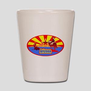 Arizona Shot Glass