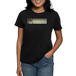 Friends, Not Food Women's Dark T-Shirt