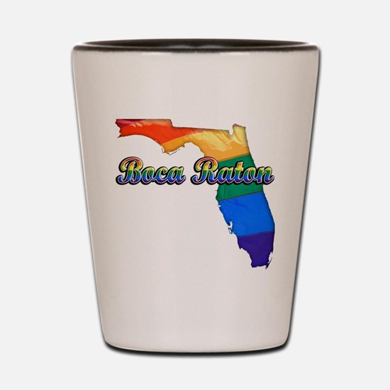 Boca Raton, Florida, Gay Pride, Shot Glass