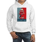 Dogs Against Obama - Fire Hydrant Hooded Sweatshir