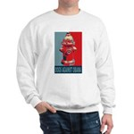 Dogs Against Obama - Fire Hydrant Sweatshirt