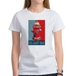 Dogs Against Obama - Fire Hydrant Women's T-Shirt
