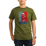 Dogs Against Obama - Fire Hydrant Organic Men's T-