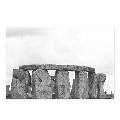 Stonehenge Postcards (Package of 8)
