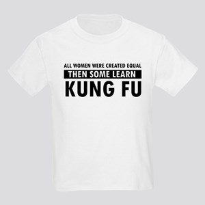 Kungfu design Kids Light T-Shirt